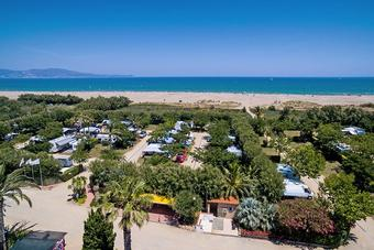 Camping Playa Las Dunas Cat
