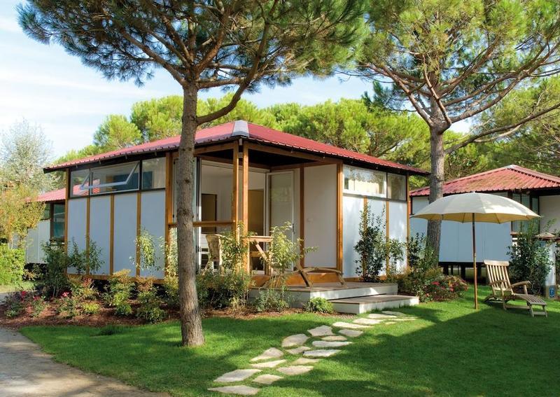 Campingplatz villaggio turistico adriatico jesolo lido for Villaggio jesolo
