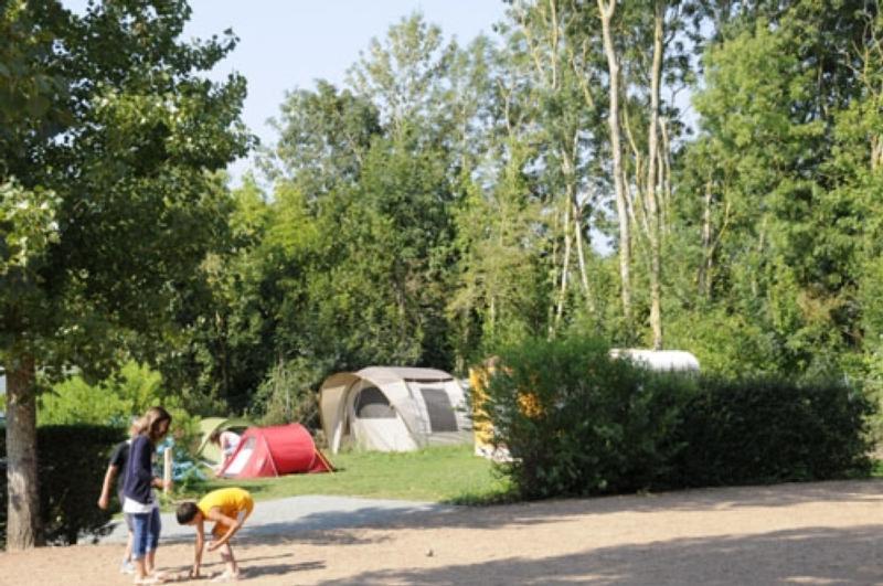 campingplatz camping l 39 atlantique angles. Black Bedroom Furniture Sets. Home Design Ideas
