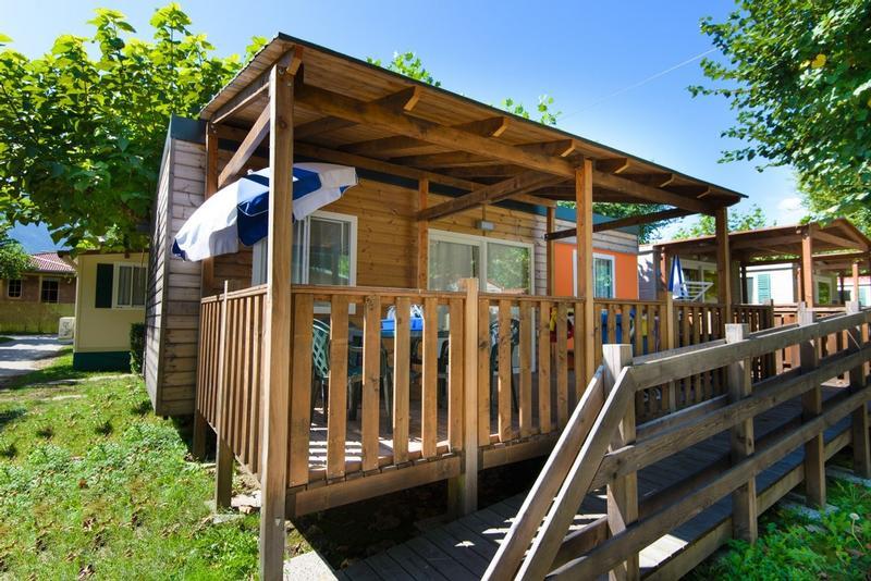 Mobile Dusche Behindertengerecht : Campingplatz Family Camping Village Lago di Levico, Levico Terme