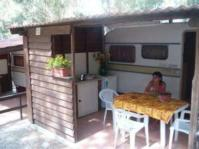 Roulotte Attrezzata / Equipped Caravan