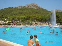 Camping Park Castell Montgri