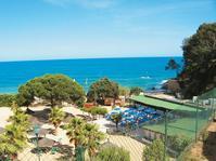 Camping Les Tamaris Beach Farret, Vias Plage