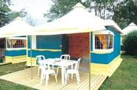 Tenda (affitto) Bungalow Toilé 2 ch. 5 pers sans sanitaire