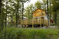 Camp2Relax Airlodge mit Dusche/WC