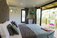 Glamping-Unterkunft Camp2Relax CubeSuite 2+1 Pers.