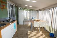 Glamping-Unterkunft Selectcamp Hybridlodge Clever 2SZ AC