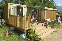 Camp2Relax Hybridlodge Clever 2 chambre clim