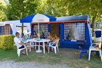Tente (loyer) Camp2Relax Tente bungalow