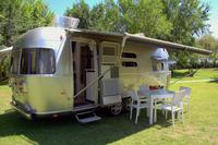 New 2015: Airstream + bell tent