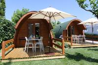 Bungalow Pod Junior 2+2 Pers.