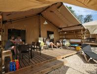 Glamping-Unterkunft New: Tenda LODGE Safari Plus Feniglia - B14