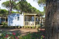Casa Mobile Mobilhome Riviera Orbetello - B05+B2-06 - AC/TV