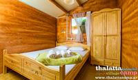 Mobil home Wooden Mobile Huts 4 Pers. Place A