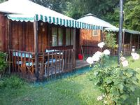 Wooden Mobile Home 4 Pers. Place B