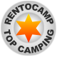 Rentocamp User Top Camping: The most requested tourist resorts and campsites in Europe