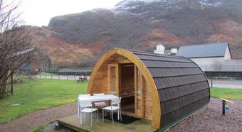 Blackwater Hostel Campsite & Glamping Pods