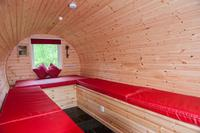 Bearnock Country Centre Lochness Glamping