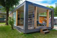 Mobile home Chalet Living (4+2+1)